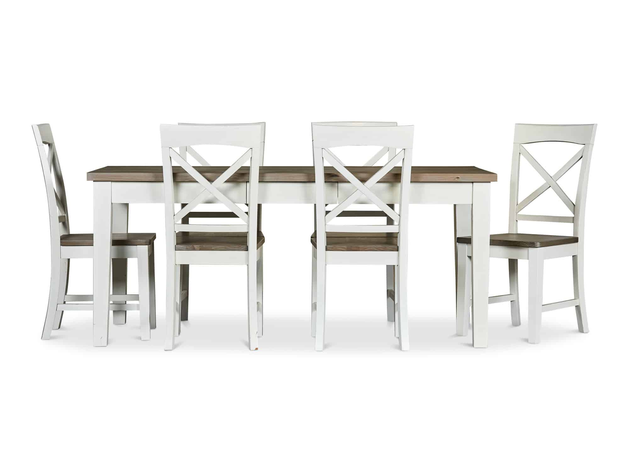 Albion 7 piece dining suite