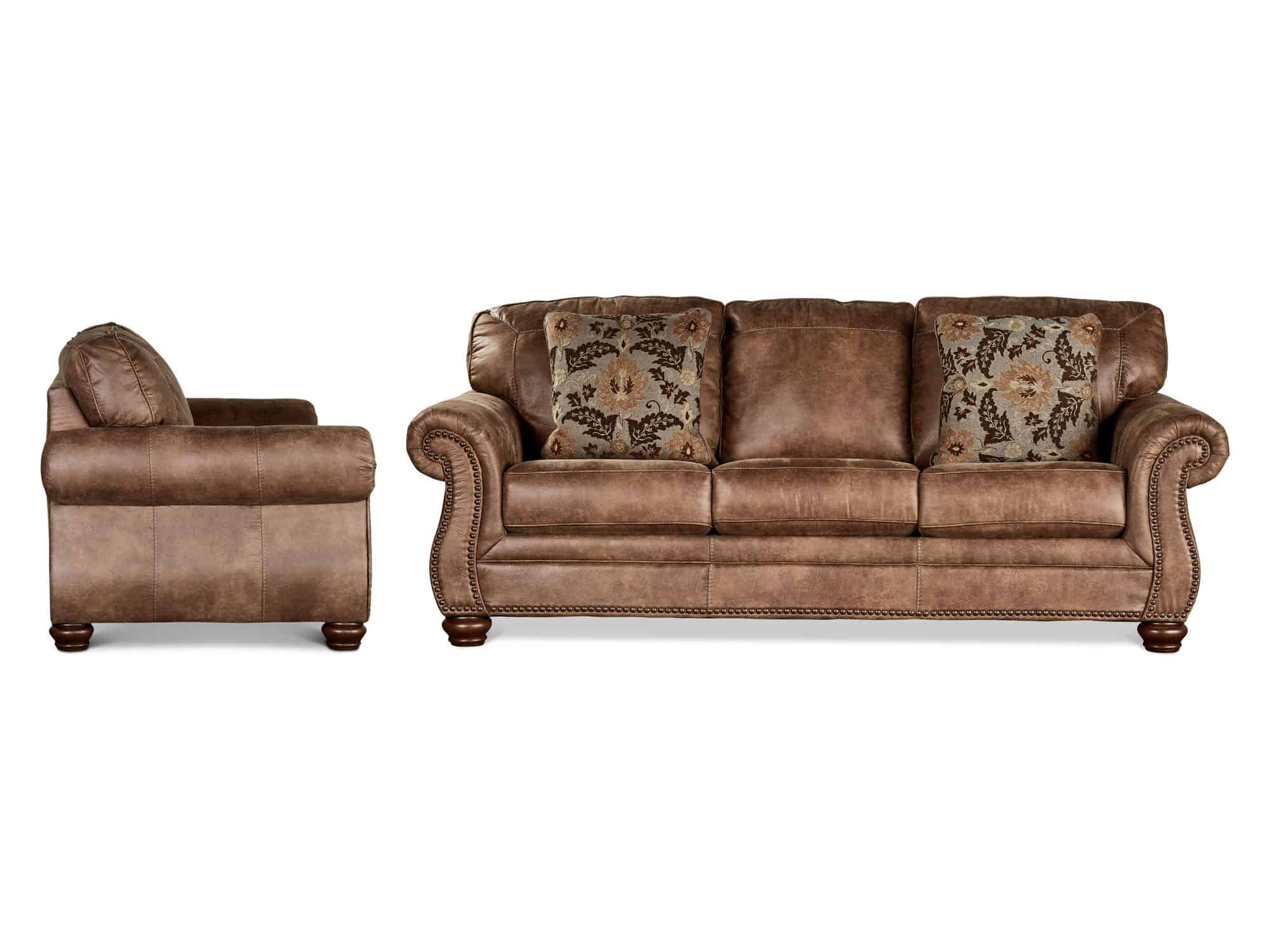 Larkinhurst_sofa_suite_leather_with_cushions_group