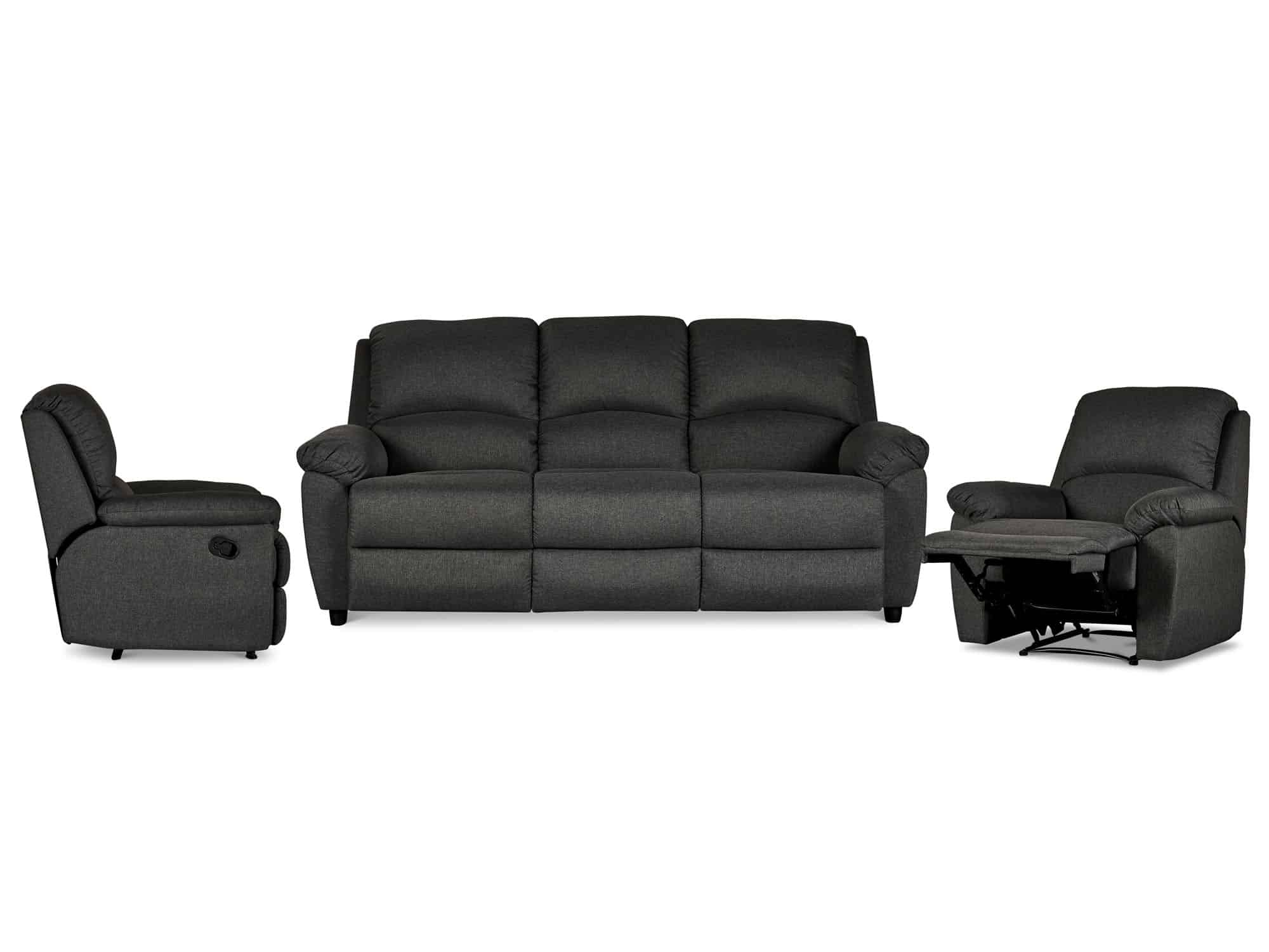 Mirage  sc 1 st  Big Save Furniture : 3 seater recliner lounge - islam-shia.org