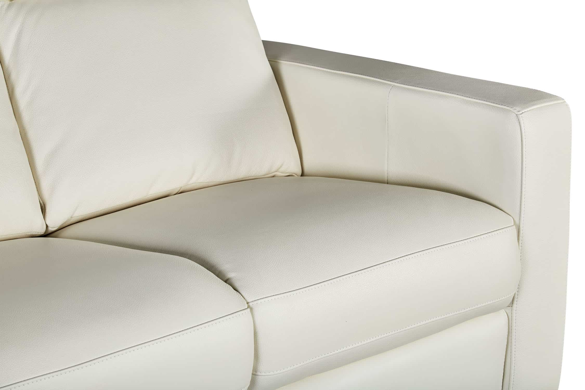 Madrid 3 seater sofa with recliners leather