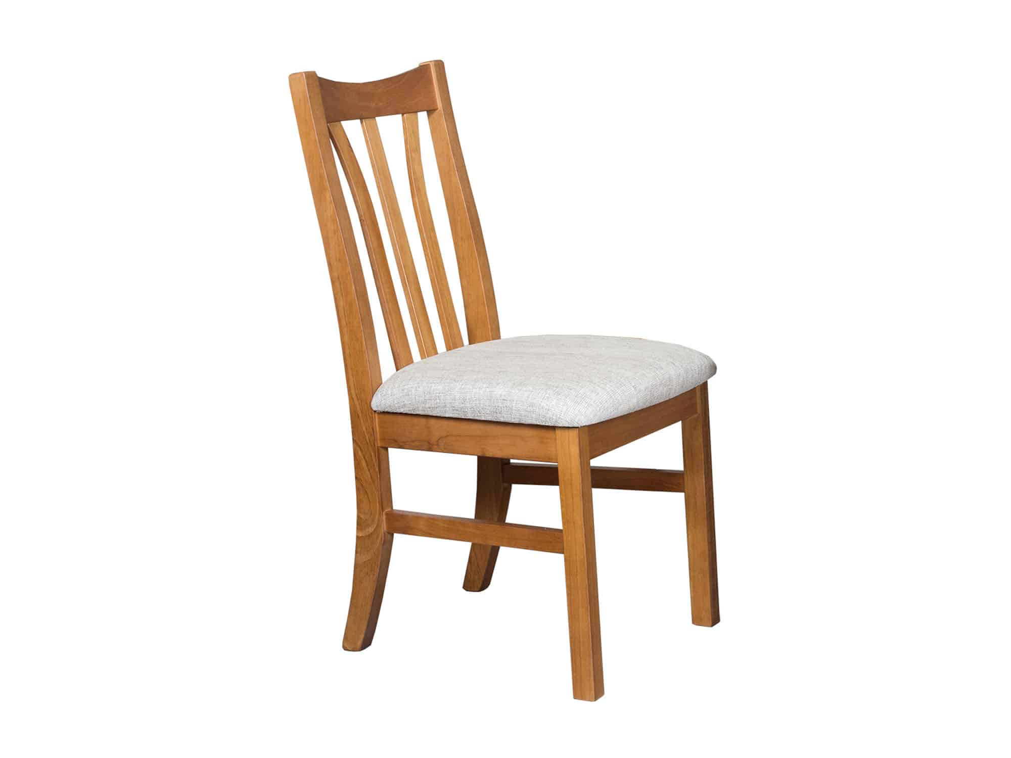 Nordic padded dining chair