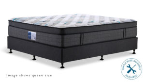 Dreammaker King single trundler bed